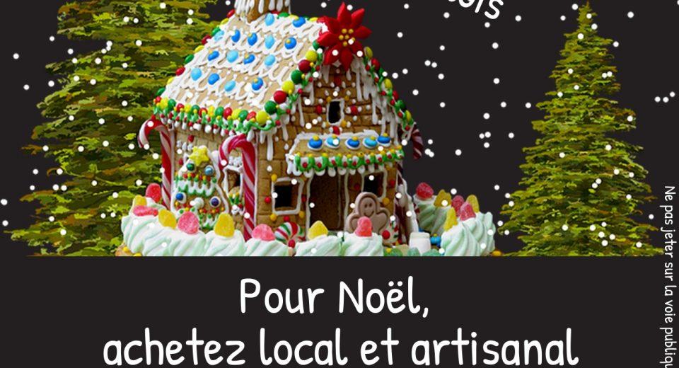 Retrouvez toutes mes créations au Marchéde Noël de Fagnières (51)